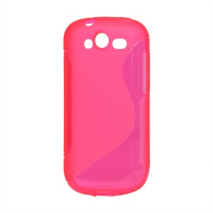 S Shape TPU Case Cover for Huawei Vision U8850 C8850