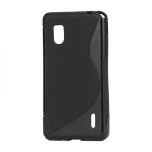 S-Curve TPU Cover Case for LG Optimus G E973