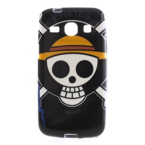 One Piece Skull TPU Skin Case for Samsung Galaxy Core Plus G3500 G3502