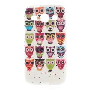 Multiple Owls for Samsung Galaxy Core Plus G3500 G3502 Gel TPU Shell
