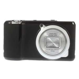 For Samsung Galaxy Camera 2 EK-GC20 Protective TPU Skin Case - Black