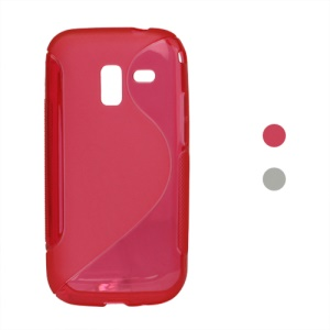 S-Line Shape TPU Case Cover for Samsung Galaxy Ace 2 I8160
