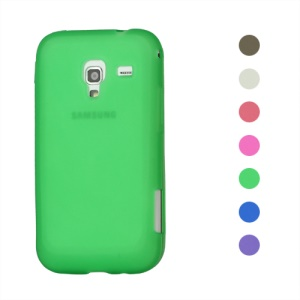 Frosted TPU Case Cover for Samsung Galaxy Ace 2 I8160
