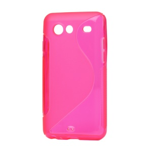 S-Line Wave TPU Case Cover for Samsung I9070 Galaxy S Advance
