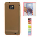 Samsung I9100 Galaxy S2 / II Clear Super Thin 0.3mm Hard Case Cover