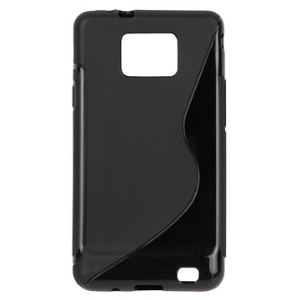 Durable S Streamline TPU Skin Case for Samsung Galaxy S II I9100 AT&amp;T i777