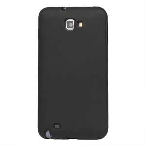 Frosted TPU Skin Case for Samsung Galaxy Note I9220 GT-N7000 I717