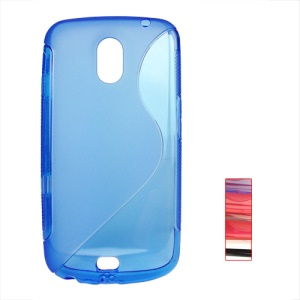 Streamline S Type TPU Case for Samsung Galaxy Nexus I9250 / I515