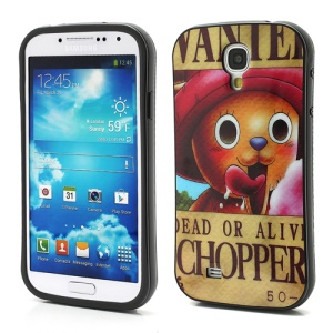 iFace One Piece Wanted Chopper Protective TPU Case for Samsung Galaxy S4 IV S4g i9500 i9502 i9505