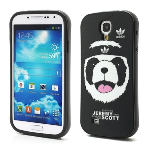 iFace Cute Dog Flexible TPU Protector Case for Samsung Galaxy S4 IV S4g i9500 i9502 i9505