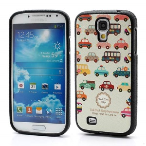 Tick Tock Shop &amp;amp; Multi-Vehicle Flexible TPU Jelly Case for Samsung Galaxy S IV S4 i9500 i9502 i9505