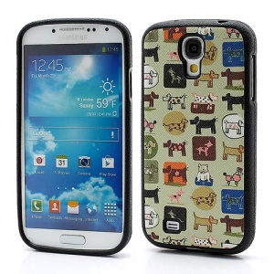 Multi-Animal Design Gel TPU Case Cover for Samsung Galaxy S IV S4 i9500 i9502 i9505