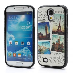 Scenic Beauty Pictures Flexible TPU Cover Case for Samsung Galaxy S IV S4 i9500 i9502 i9505