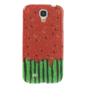 Watermelon Red & Green TPU Gel Case for Samsung Galaxy S4 i9500