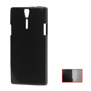 Glossy TPU Gel Skin Case for Sony Xperia S LT26i LT26a / Nozomi
