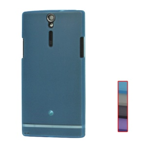 Frosted TPU Gel Case for Sony Xperia S LT26i LT26a / Nozomi