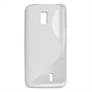Streamline S Type TPU Case for LG Optimus LTE LU6200