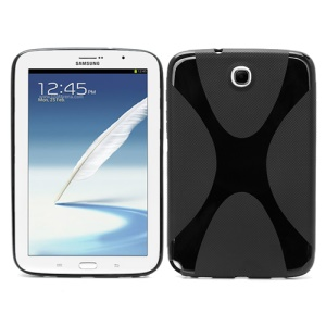 X Shape TPU Gel Case Cover for Samsung Galaxy Note 8.0 N5100 N5110