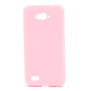 Candy Jelly Gel TPU Case Cover for ZTE N983 - Pink