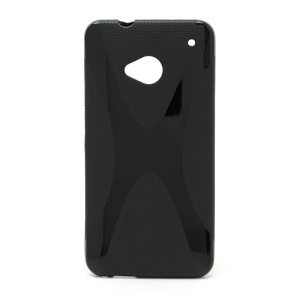 X-Shape Gel TPU Case Cover for HTC One M7 801e