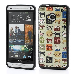 Various Animals TPU Case Accessories for HTC One M7 801e