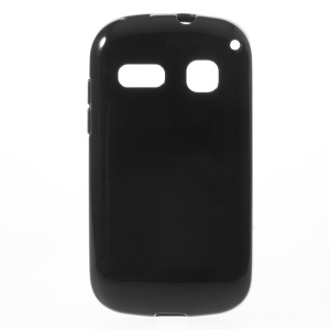 Glossy Outer Matte Inner TPU Gel Cover Case for Alcatel One Touch Pop C3 4033A 4033X 4033D 4033E