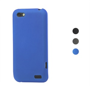Frosted TPU Gel Skin Case for HTC One V T320e