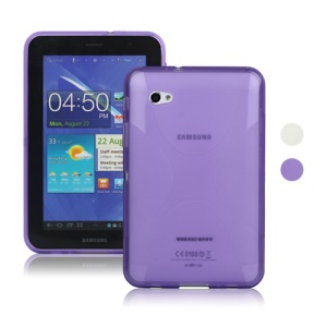 X Shape TPU Gel Case for Samsung Galaxy Tab 2 7.0 P3100 P3110