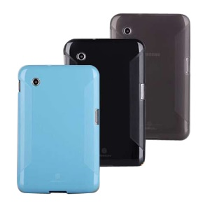 Nillkin Rainbow Style Super Matte TPU Gel Case for Samsung Galaxy Tab 2 7.0 P3100 P3110