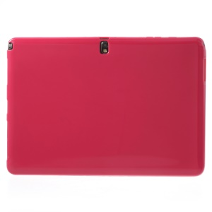 Rose Glossy Outer Matte Inner Slim TPU Cover for Samsung Galaxy Note Pro 12.2 P900 / Tab Pro 12.2 T900