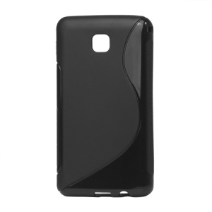 S Shape TPU Gel Case for Samsung Galaxy Player 4.2 YP-GI1CW