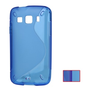 Streamline S Type TPU Case Cover for Samsung S5690 Galaxy Xcover