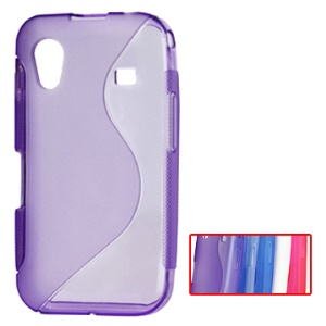 Streamline S Type TPU Gel Case for Samsung Galaxy Ace S5830
