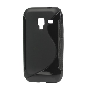 S-Line Wave TPU Case Cover for Samsung Galaxy Ace Plus S7500