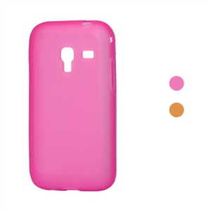 Frosted TPU Gel Case for Samsung Galaxy Ace Plus S7500