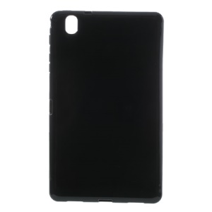 Black Glossy Outer Matte Inner Soft TPU Case for Samsung Galaxy Tab Pro 8.4 T320 T321 T325