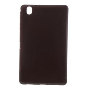 Brown Glossy Outer Matte Inner Soft TPU Cover for Samsung Galaxy Tab Pro 8.4 T320 T321 T325