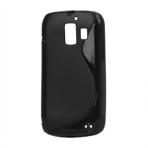 S-Line Wave TPU Gel Case for Huawei Ascend Y200 U8655