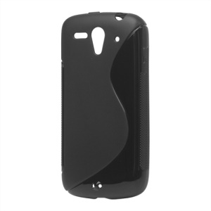 S-Curve TPU Case Cover for Huawei Ascend G300 U8818 U8815