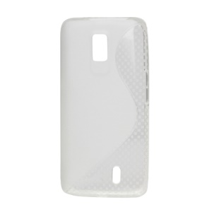 New S Line TPU Gel Case for Verizon LG Spectrum / Revolution2 VS920