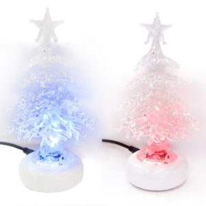 USB Digital Christmas tree (with built in battery)