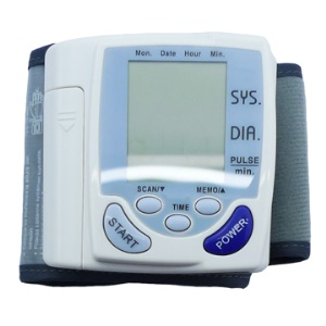 Full Automayic Blood Pressure Monitor