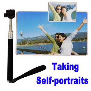 Extendable Hand Held Monopod