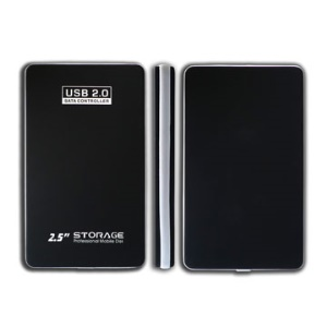 USB 2.0 External 2.5&quot; Sata Hard Disk Drive HDD Enclosure