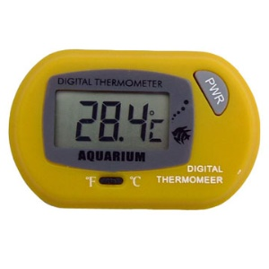 Aquarium Thermoneter with LCD Screen
