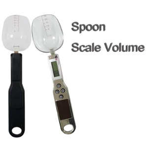 LCD Digital Spoon Scale Volume for Kitchen Medical and Industrial Use