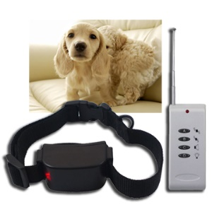 Electric Dog Control Pet Training Obedience Tool Vibration Collar