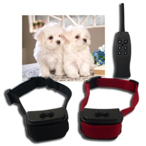 2 Dog Remote Control Training Collar Electric Pet Control Tool
