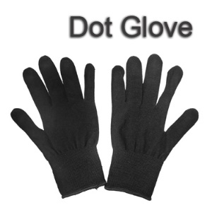 Top-quality Warm Touch Dot Glove for Capacitive Touch Screen