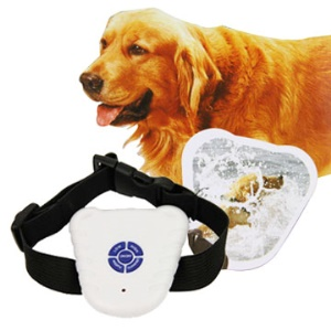 Ultrasonic Dog Anti-Bark Barking Stop Training Collar